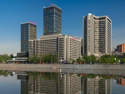 Многофункциональный комплекс ЦМТ (Офисное Здание 3), id id7869, фото 1