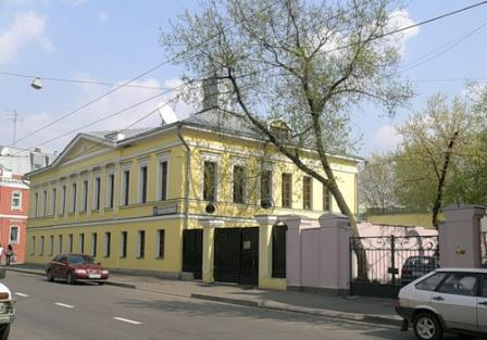 Особняк Александра Солженицына улица, 38, id id800, фото 1