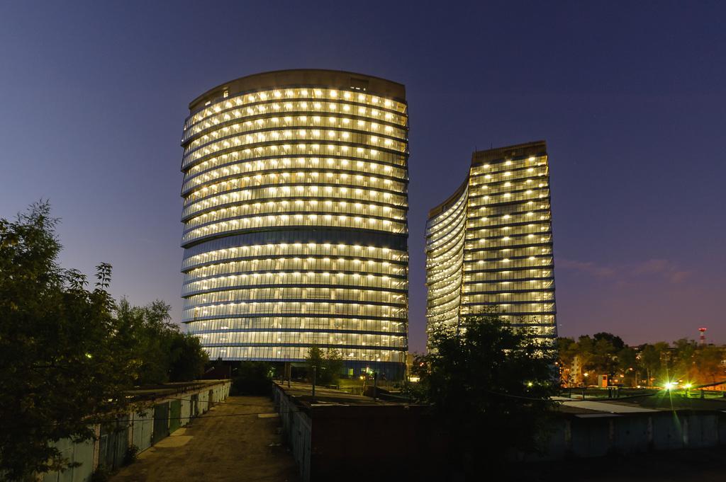 Бизнес-центр Лотос (Башня C), id id8040, фото 12