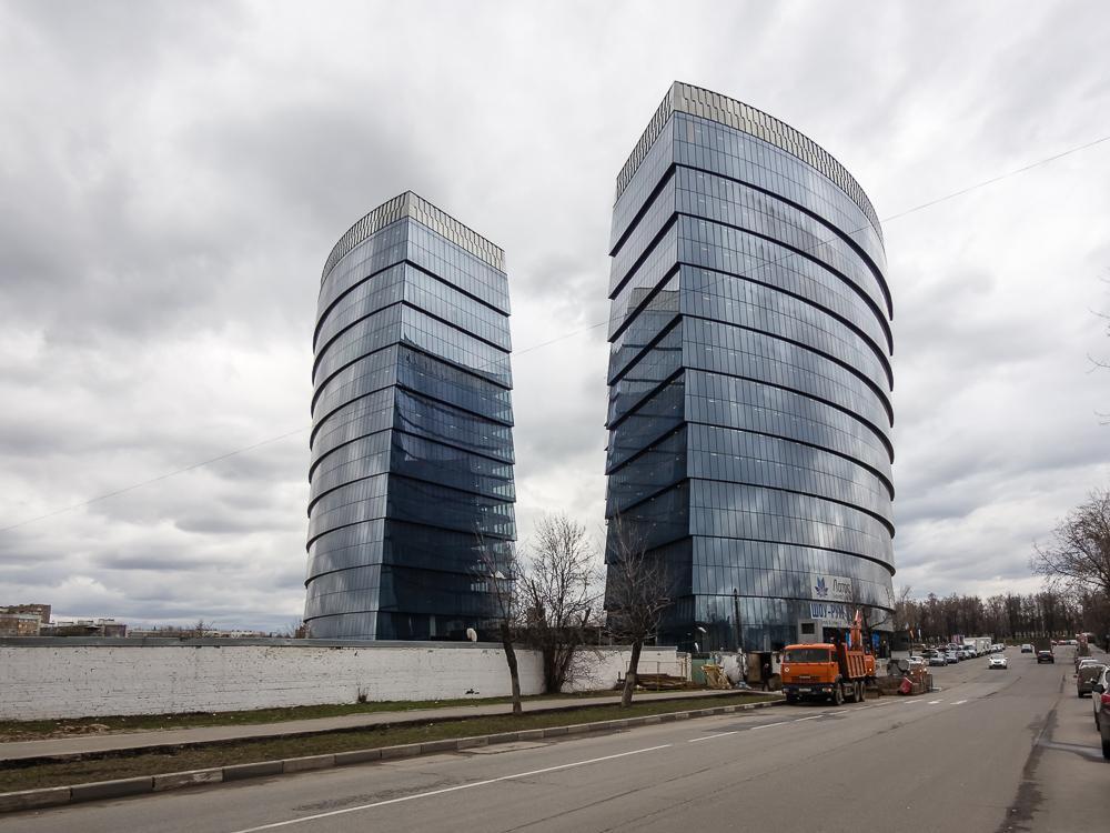 Бизнес-центр Лотос (Башня C), id id8040, фото 11
