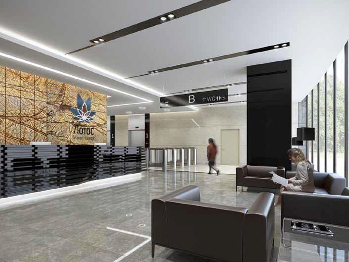 Бизнес-центр Лотос (Башня C), id id8040, фото 9