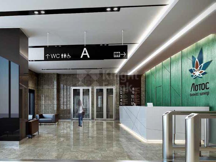 Бизнес-центр Лотос (Башня C), id id8040, фото 7