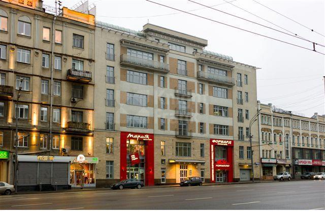 Бизнес-центр Земляной Вал, 8, id id8269, фото 3
