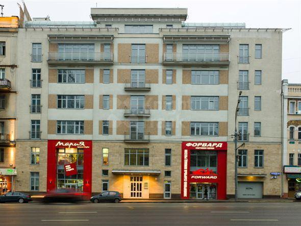 Бизнес-центр Земляной Вал, 8, id id8269, фото 1