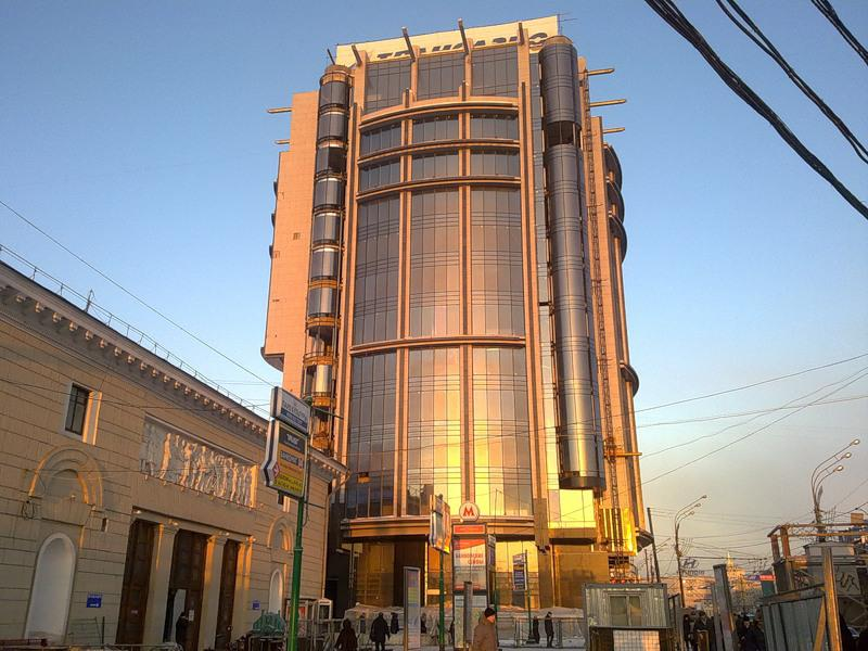 Бизнес-центр Дом Парк Культуры, id id8346, фото 1