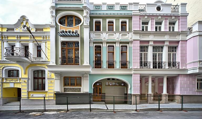 Особняк Барыковский переулок, 7, id id9237, фото 1