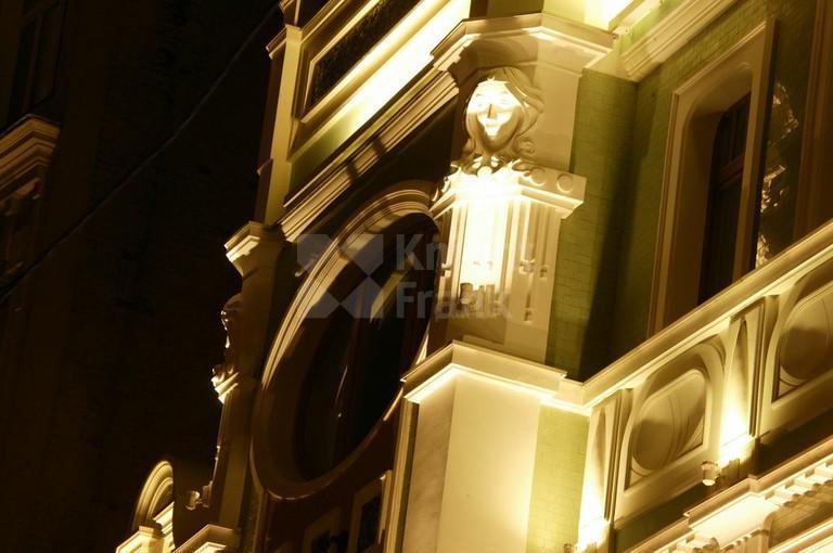 Особняк Барыковский переулок, 7, id id9237, фото 2