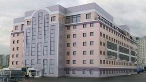 Бизнес-центр Отрадный (Фаза I Корпус А), id id9328, фото 1