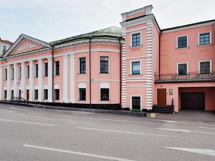 Особняк Полянка Большая улица, 2/10 стр.1, id id939, фото 1