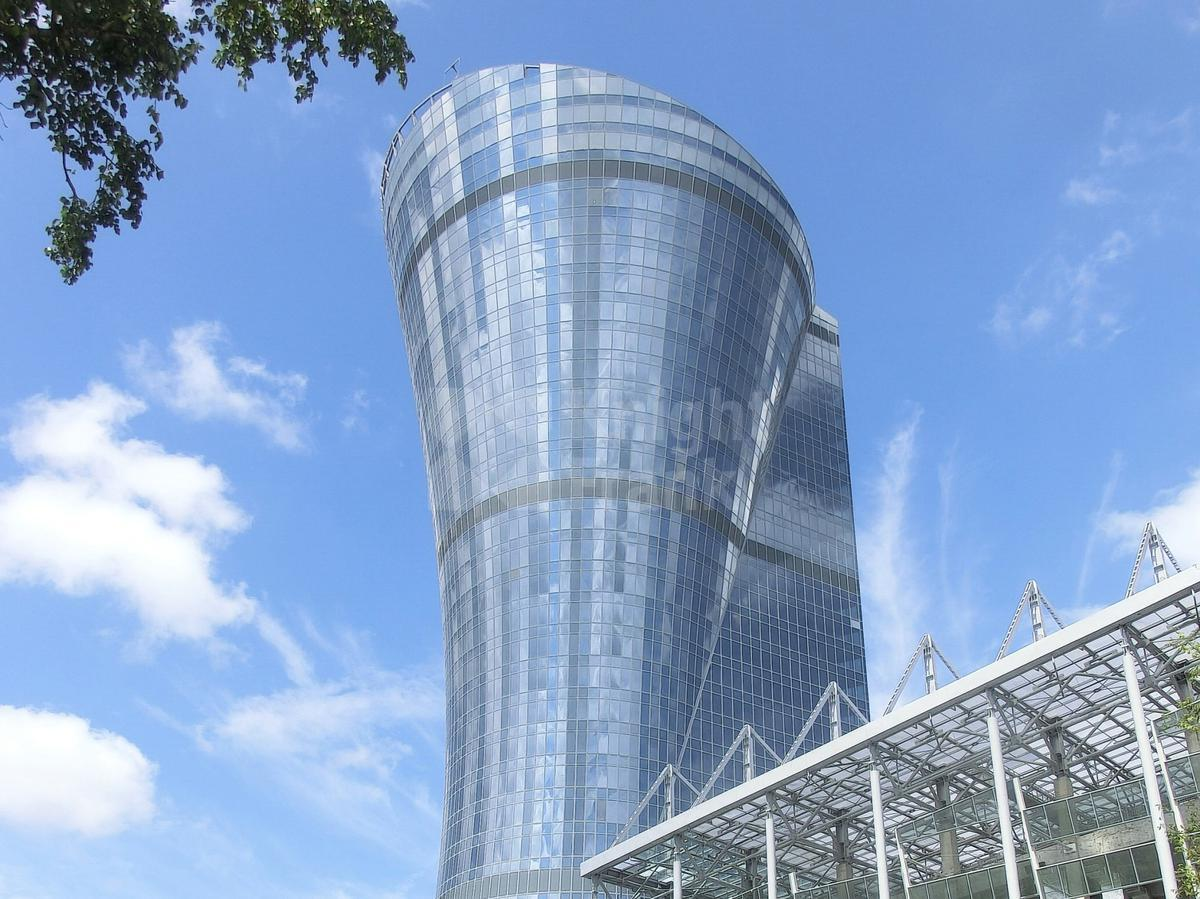 Многофункциональный комплекс ВЭБ Арена (Golden Tower), id os9854, фото 3