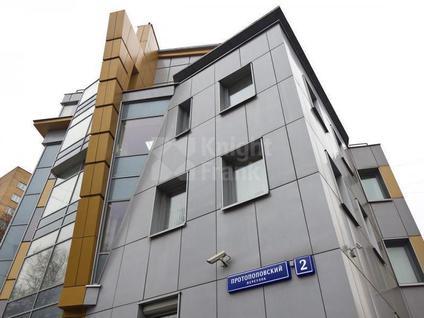 Особняк Протопоповский переулок, 2, id id9869, фото 2