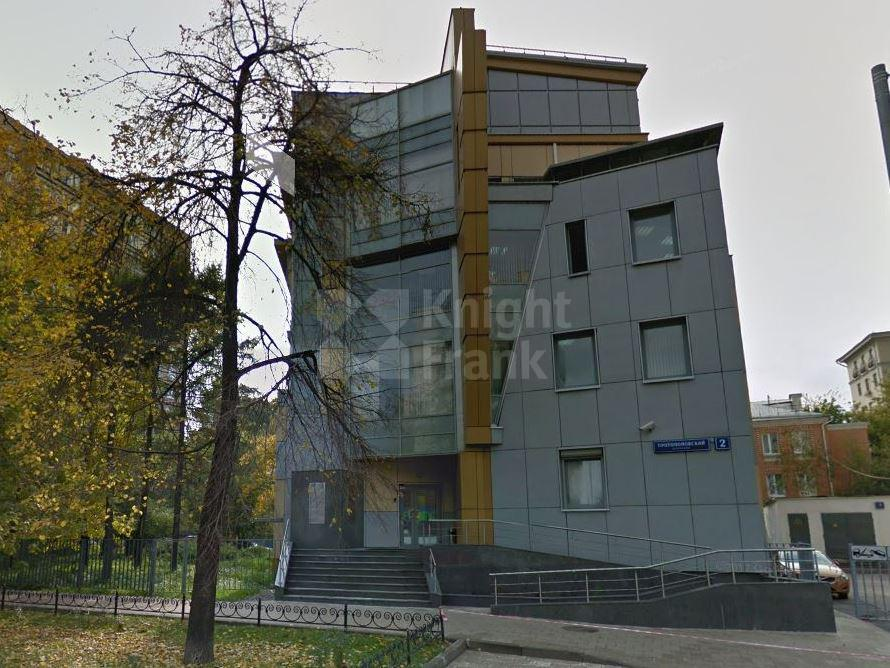 Особняк Протопоповский переулок, 2, id id9869, фото 1