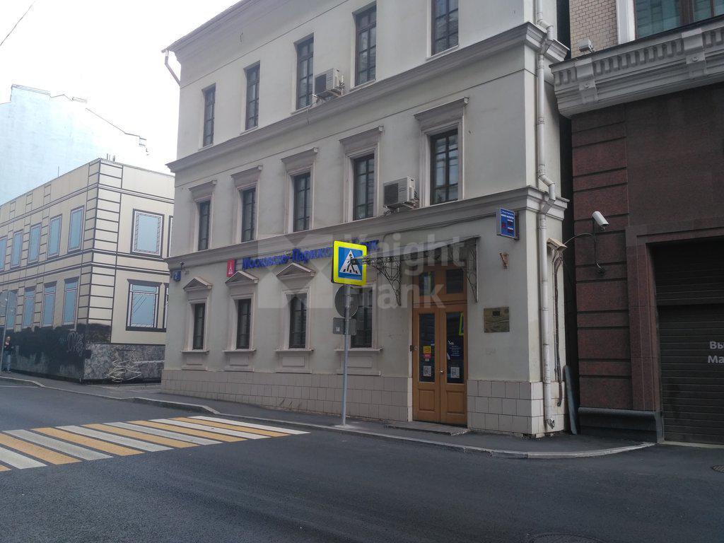 Бизнес-центр Лубянка (Милютинский, 2), id os9896, фото 1