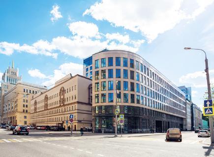 Бизнес-центр Сады Пекина, id id996, фото 1