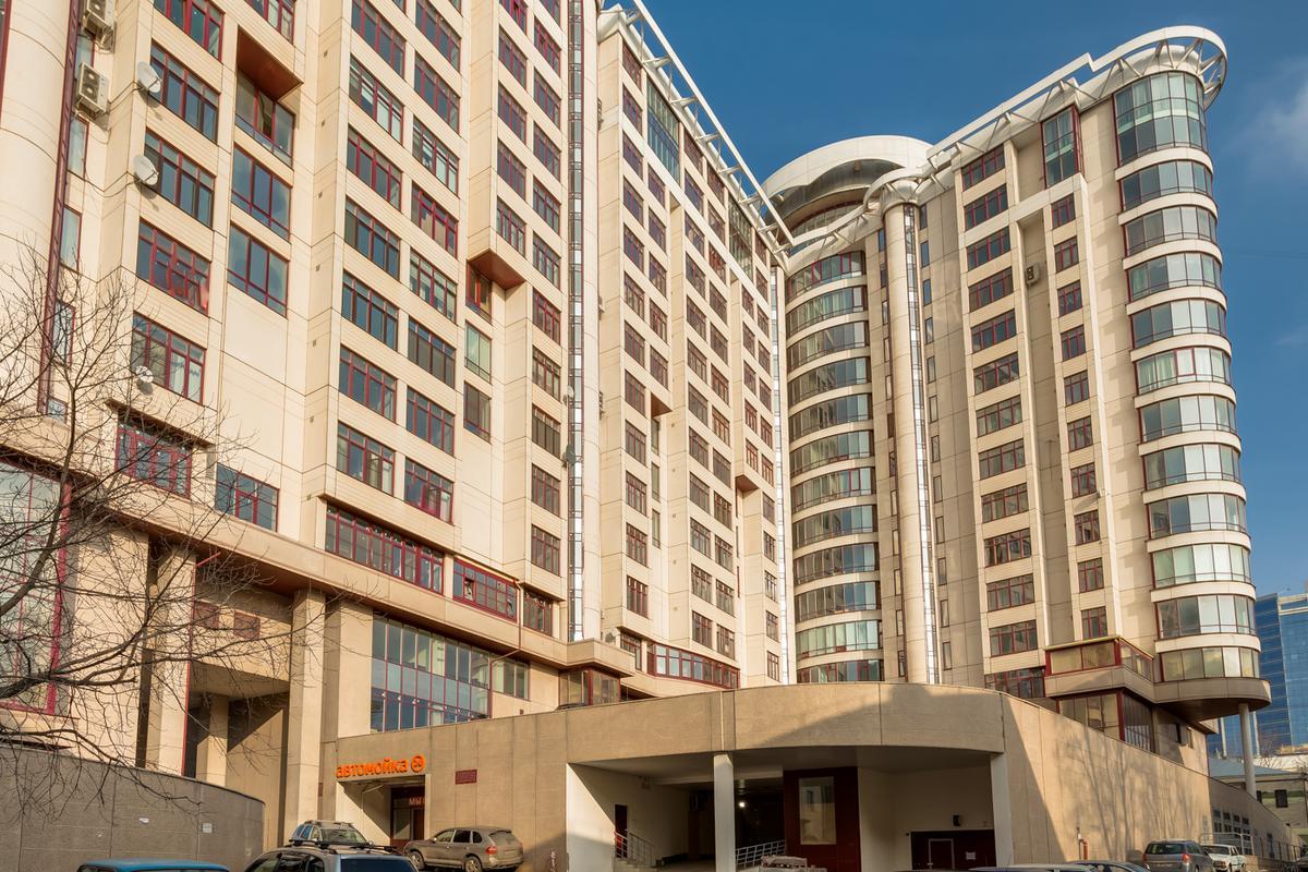 Квартира Новый Арбат, 27, id as12263, фото 3