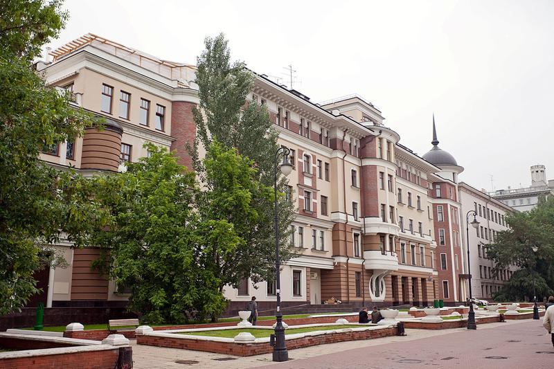 ЖК Лаврушинский переулок, 11стр1, id id12916, фото 1
