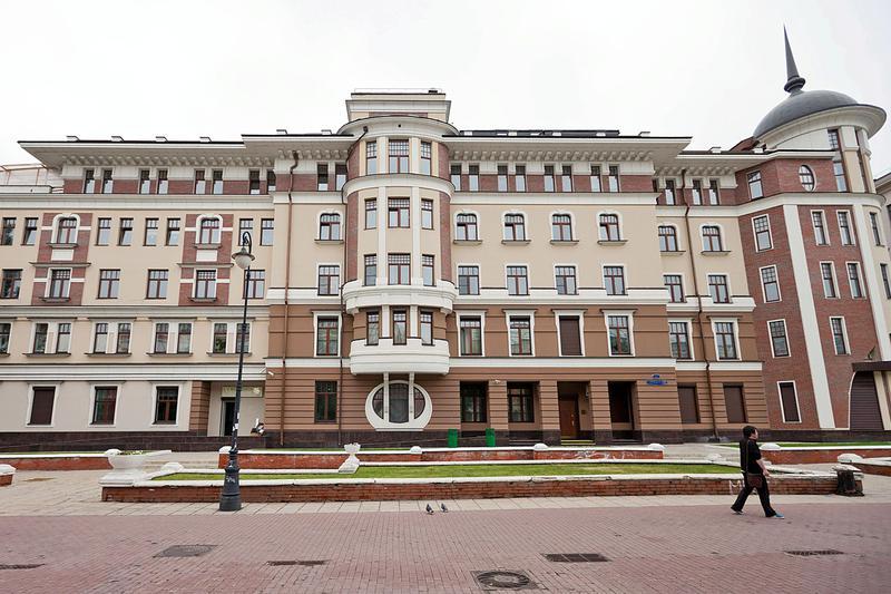 ЖК Лаврушинский переулок, 11стр1, id id12916, фото 4