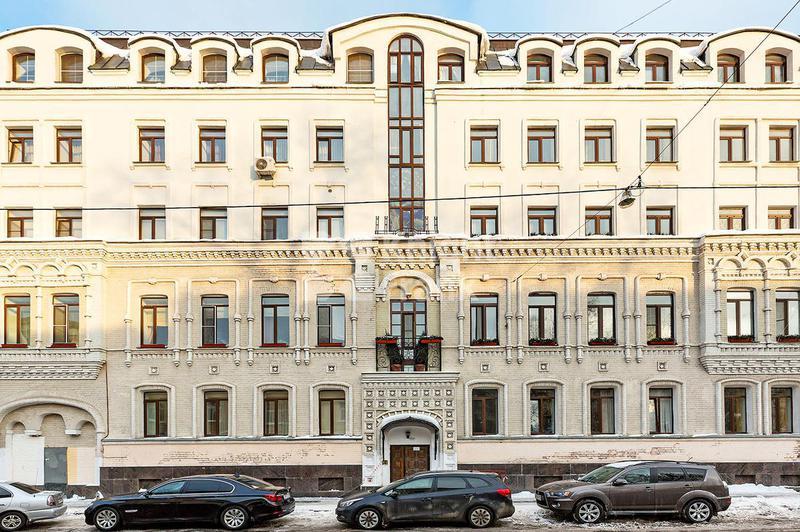 Жилой комплекс Малая Ордынка, 13стр1, id id13400, фото 2