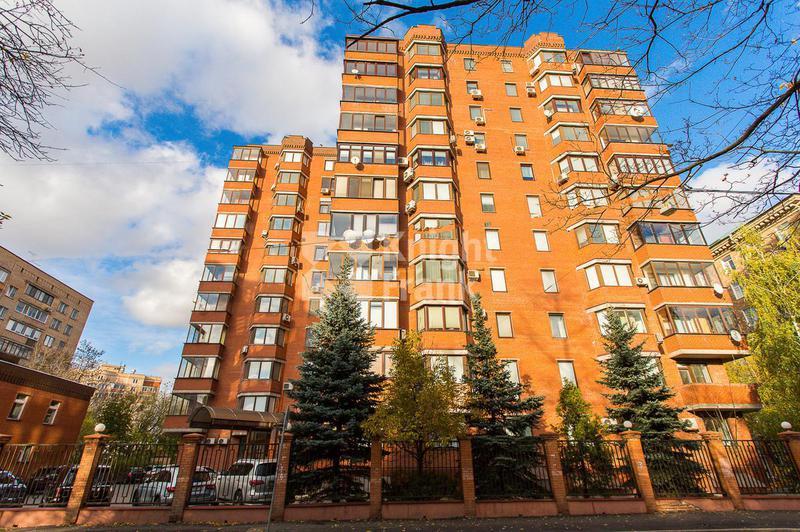 Жилой комплекс Большой Тишинский переулок, 38стр1, id id13440, фото 2