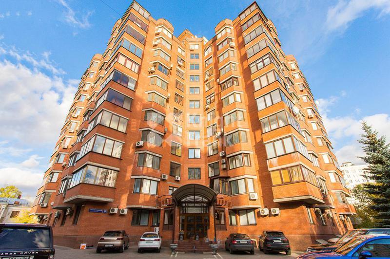 Жилой комплекс Большой Тишинский переулок, 38стр1, id id13440, фото 1