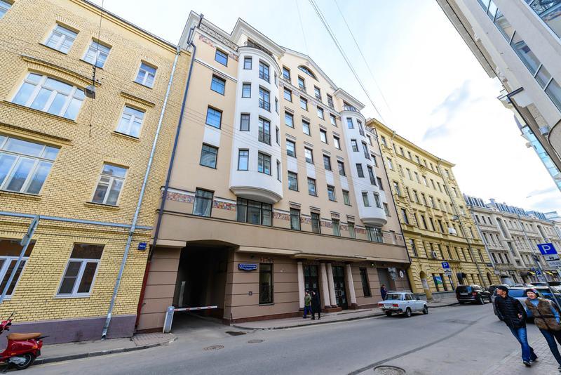 ЖК Малый Козихинский переулок, 14, id id13490, фото 2