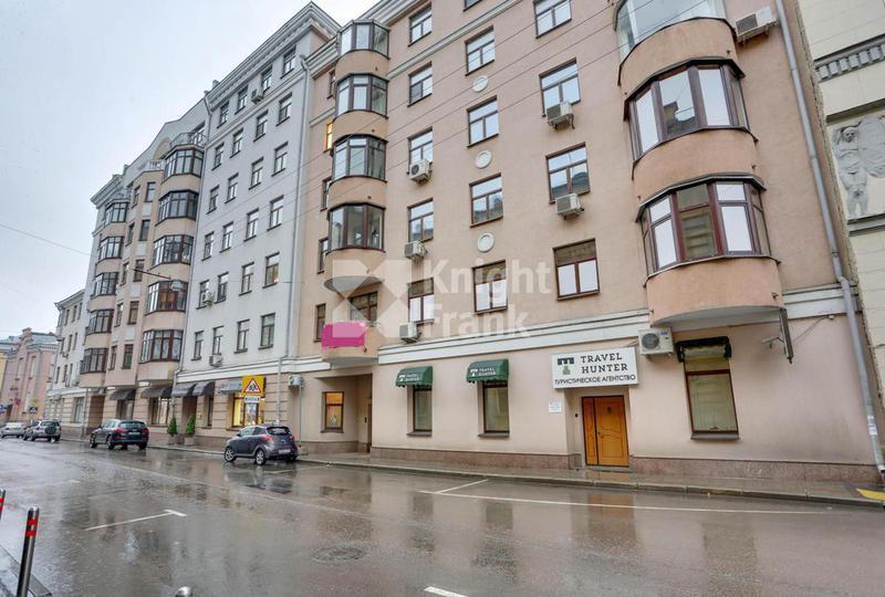 Жилой комплекс Большой Харитоньевский, 16-18, id id13649, фото 1