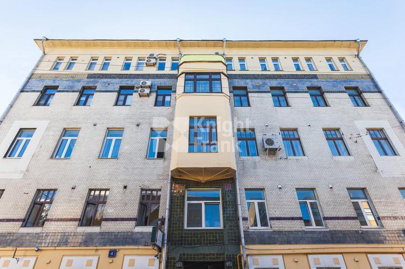 Жилой комплекс Большой Знаменский переулок, 4, id id13821, фото 1