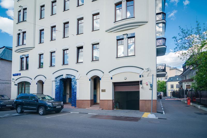 ЖК Трубниковский, 30стр1, id id13853, фото 4