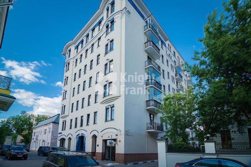 Жилой комплекс Трубниковский, 30стр1, id id13853, фото 1