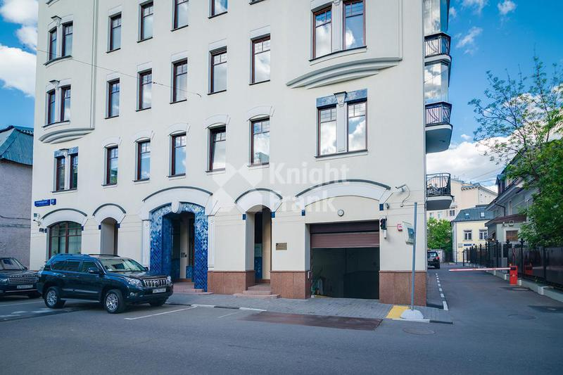 Жилой комплекс Трубниковский, 30стр1, id id13853, фото 4