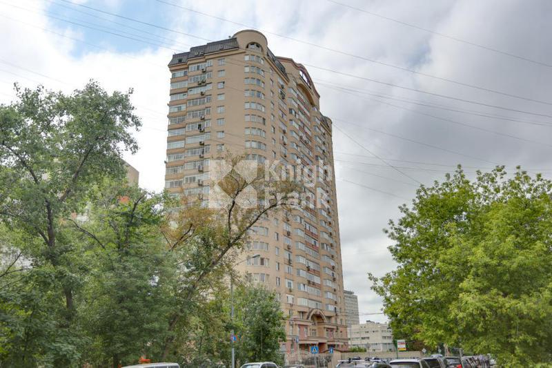 Жилой комплекс Грохольский переулок, 28, id id14118, фото 2
