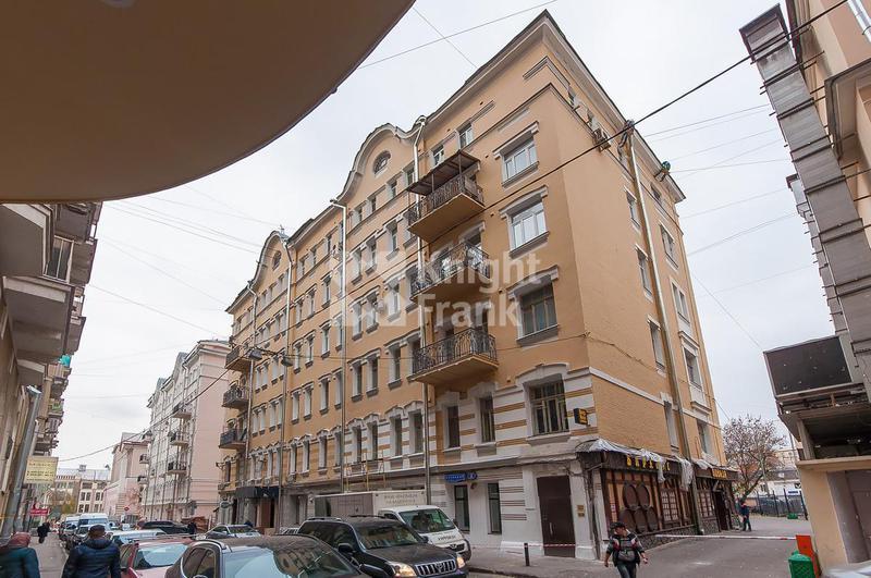 Жилой комплекс Тверская, 12стр7, id id14217, фото 1