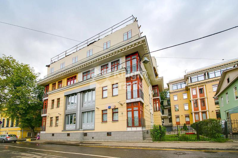 Жилой комплекс Кадашевский 3-й переулок, 4, id id14253, фото 1