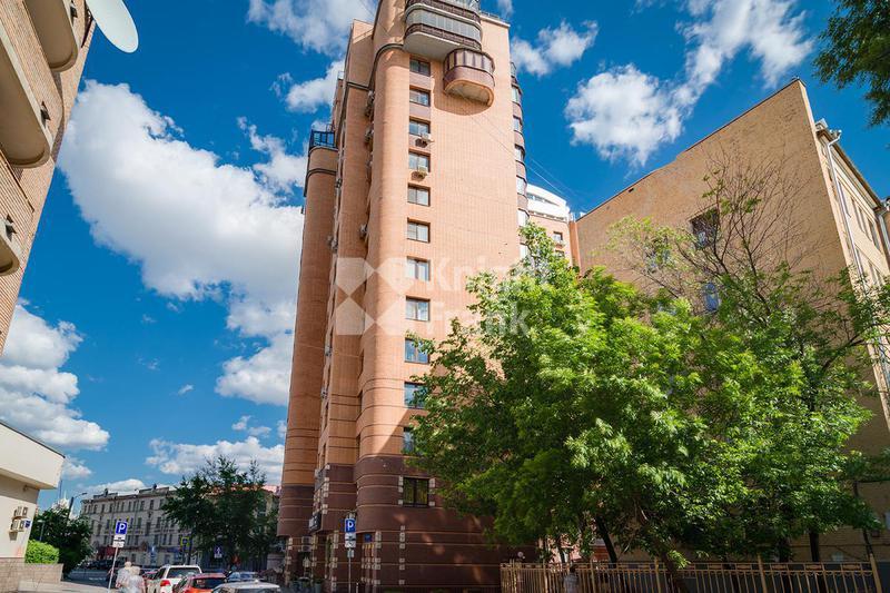 Жилой комплекс Большая Грузинская, 37стр2, id id14376, фото 2