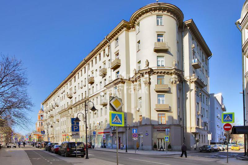 Жилой комплекс Пятницкая, 53/18стр1, id id14381, фото 3