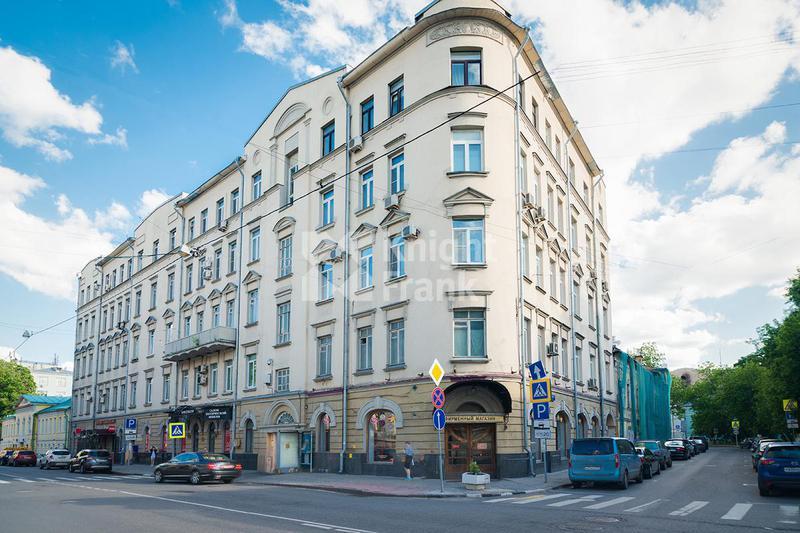Жилой комплекс Поварская, 29/36стр1, id id1660, фото 1