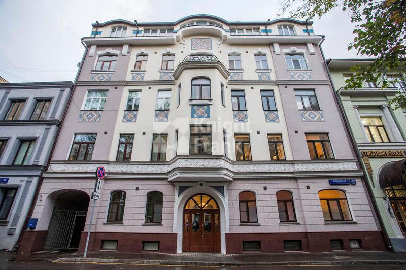 Жилой комплекс Гагаринский переулок, 35, id id1771, фото 2