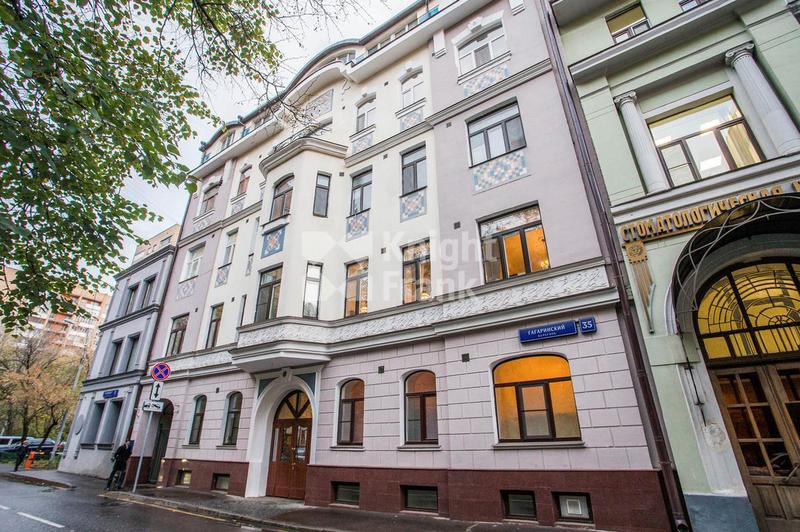 Жилой комплекс Гагаринский переулок, 35, id id1771, фото 1