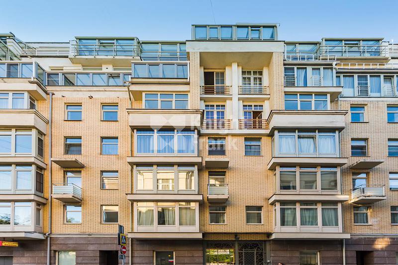 Жилой комплекс Фурманный переулок, 8стр2, id id19761, фото 2