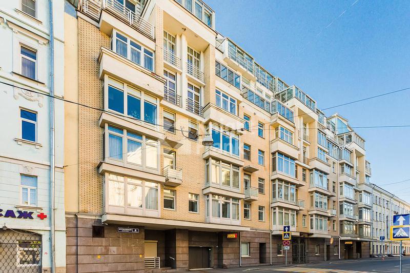 Жилой комплекс Фурманный переулок, 8стр2, id id19761, фото 3