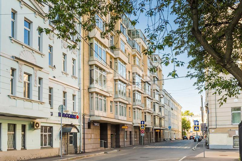 Жилой комплекс Фурманный переулок, 8стр2, id id19761, фото 1