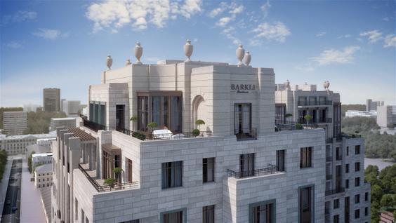 ЖК Barkli Residence, id id20148, фото 2