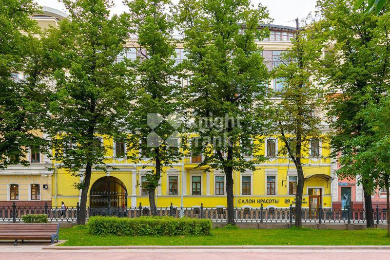 Жилой комплекс Петровский бульвар, 21, id id20419, фото 1