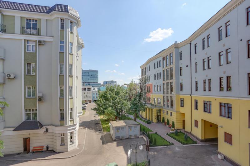 Квартира Петровский бульвар, 21, id as20430, фото 3