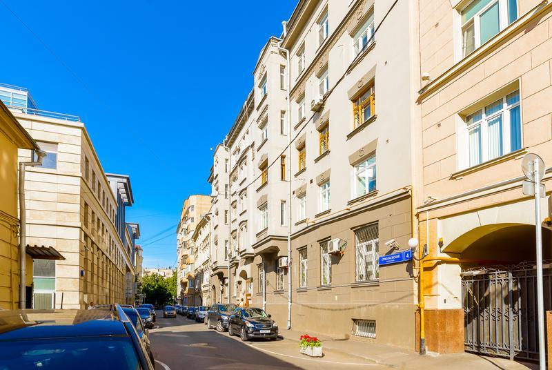 ЖК Ермолаевский переулок, 4, id id2083, фото 1