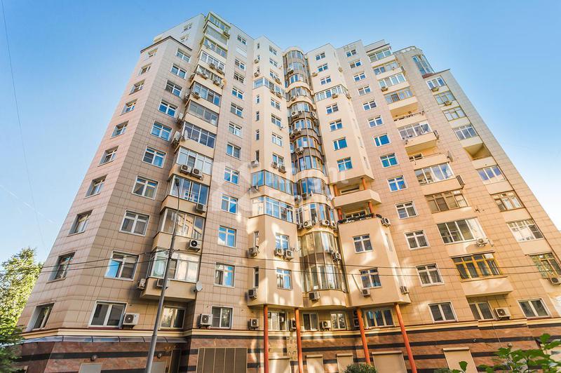 Жилой комплекс Оболенский переулок, 9корп8, id id2096, фото 2