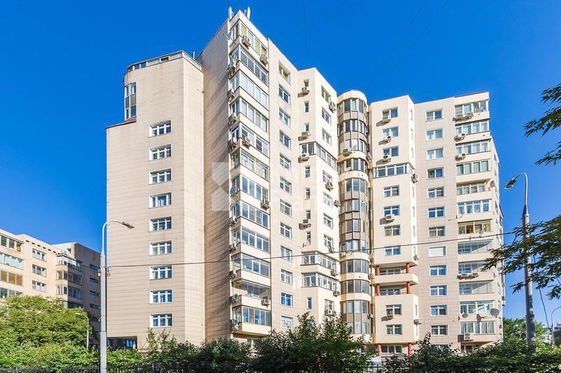 Жилой комплекс Оболенский переулок, 9корп8, id id2096, фото 1