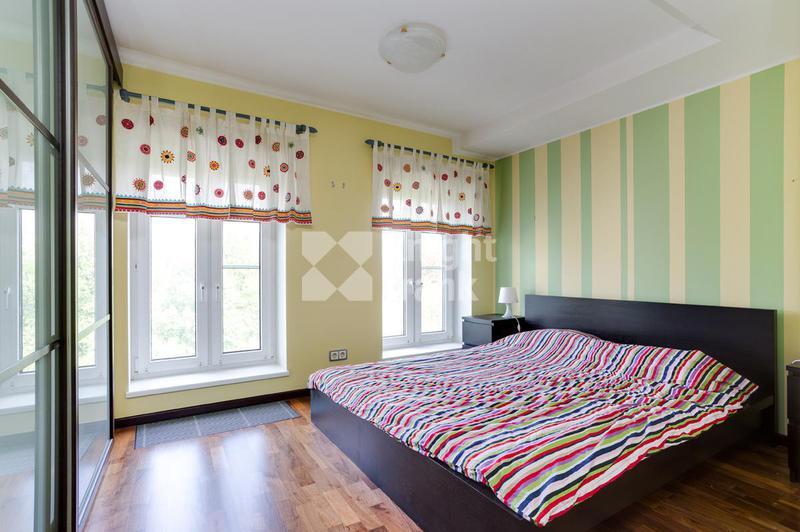 Квартира Зубовский бульвар, 16-20, id al21467, фото 2