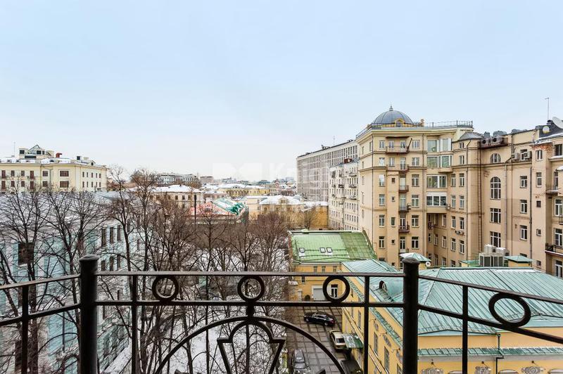Квартира Знаменка, 13стр1, id as22674, фото 2