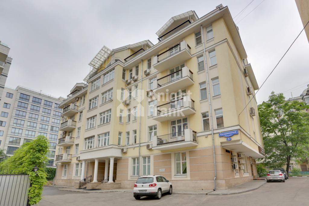 Казарменный переулок, 3стр6, id as22684, фото 8